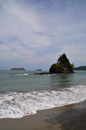 Obiective turistice Costa Rica: Playa Manuel Antonio