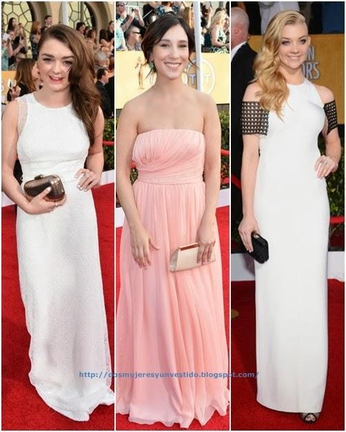 enero 2014 - Dos mujeres y un vestido