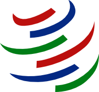 Logo of the World Trade Organization (WTO)
