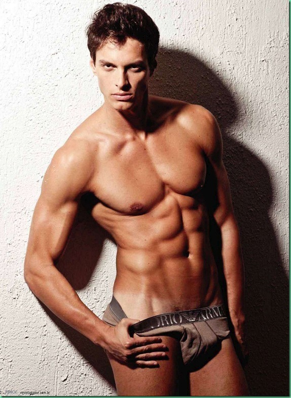 Felipe Anibal by Marcio Farias - Brazilian Male Model