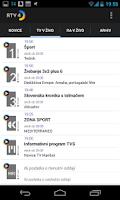 Screenshot of RTV Slovenija – RTV 4D
