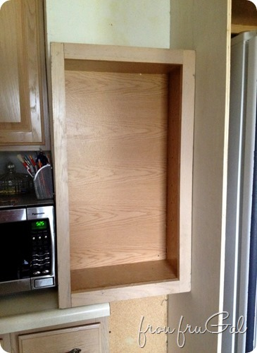 Shallow Cupboard