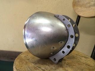 image - カスタムペイント工程 ヘッドライト