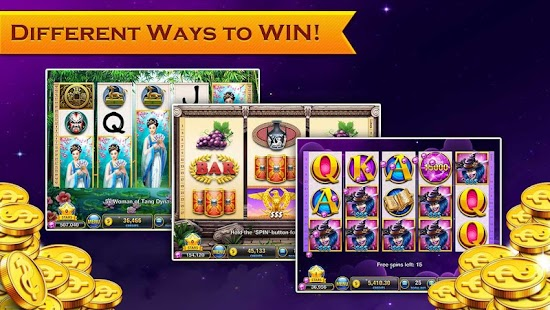 Slots Neverland: slot machines - screenshot thumbnail