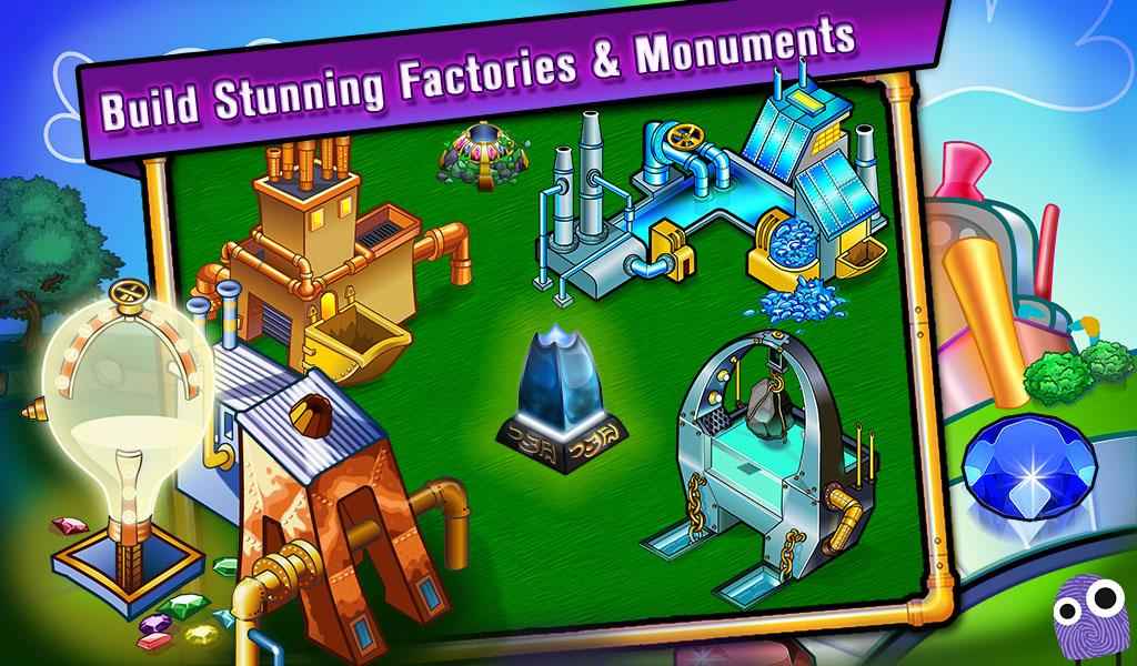 Jewel Factory™ - screenshot