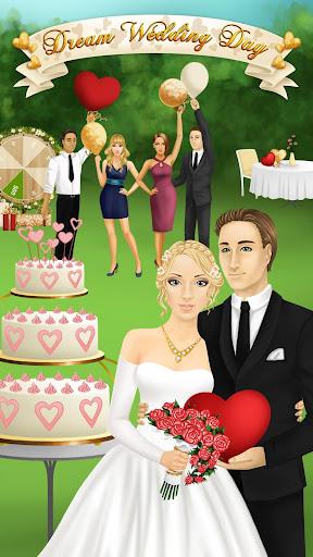Valentine Wedding Day