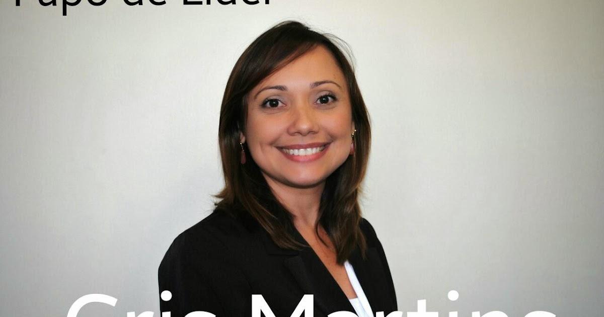 Papo de Líder: Entrevista com Cris Martins