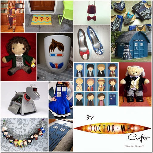 Doctor Who Crafts-001