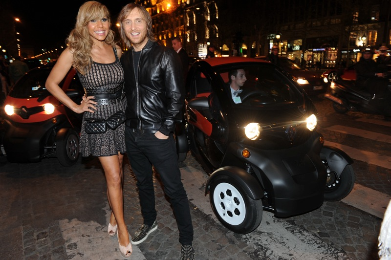 Cathy et david guetta 3