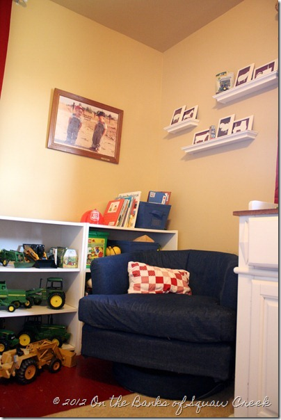 little boy bedroom
