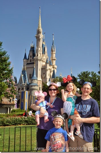 Disney World Family Vacation