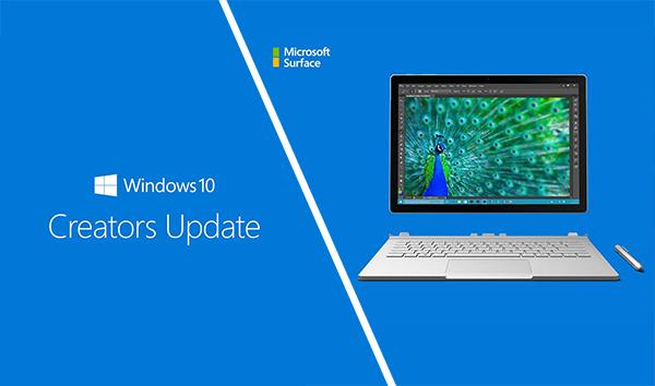 Tải về Windows 10 Creators Update version 1703 mới nhất