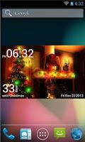 Screenshot of Christmas Countdown Widget
