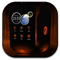 NextLauncher Theme MagicOrange icon