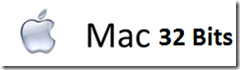 Version Mac Intel 32 bits
