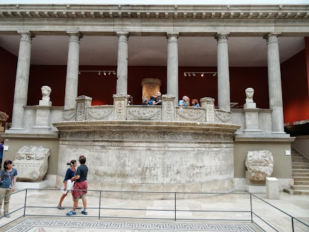 Muzeu Berlin: Piata din Milet