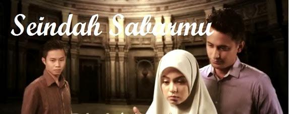 Pelakon Drama Seindah Sabarmu
