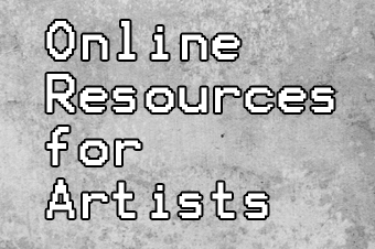 online resources for artists