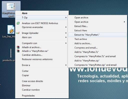 fondo de pantallas de un tema de Windows 7