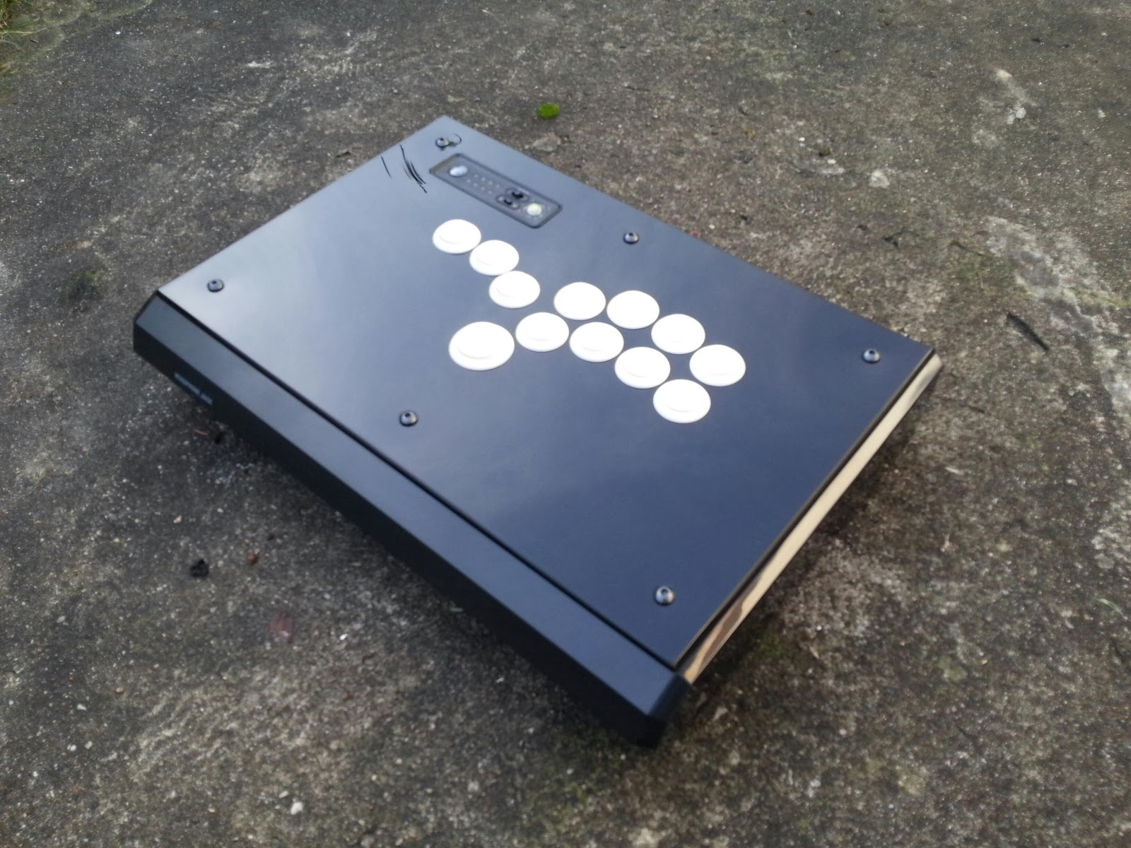 Arcade and Video Game Modding: Yet another hitbox