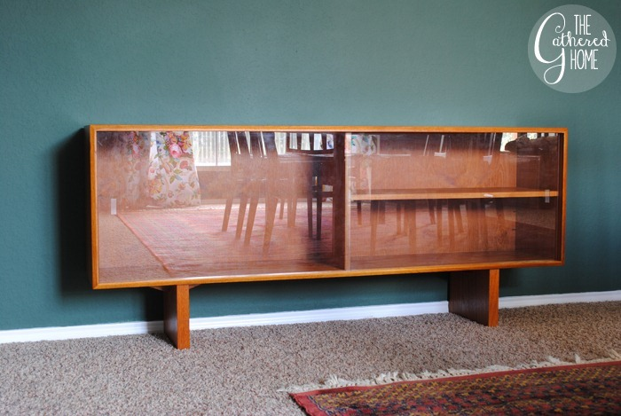 found midcentury teak dining set11