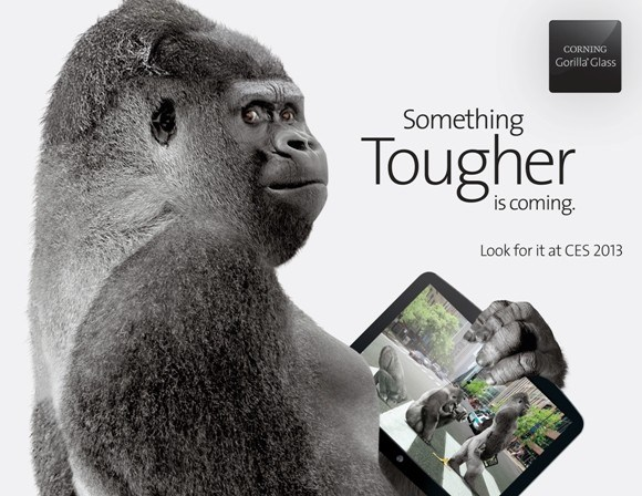 corning gorilla glass 3 announced