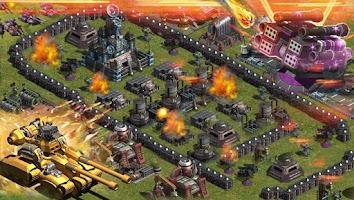 Screenshot of พายุสีแดง--MMO วางแผนการรบ