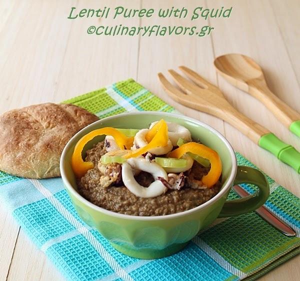 Lentils and Squid.JPG