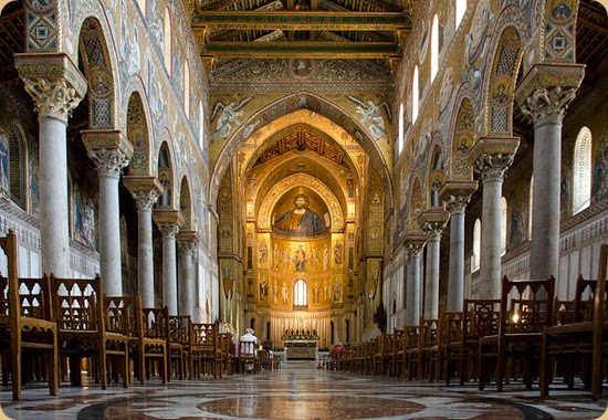 Romanesque Cathedrals in Puglia.6