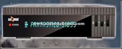SATBOX FANTÁSTICO HD S1055