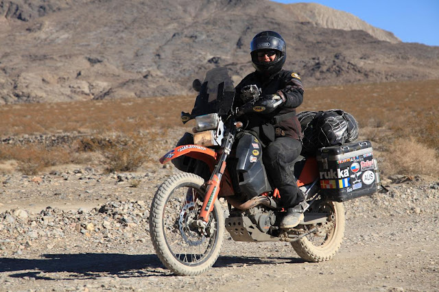 Sherri Joe Willkins, on her KTM 690.jpg