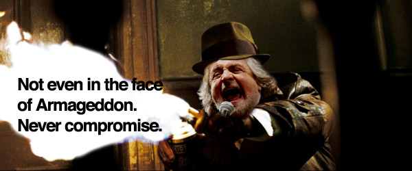 Beppe Grillo is Rorschach
