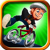 BMX Freedom Racer Bike Ride