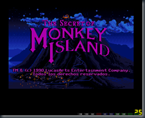 Monkey Island Amiga Version (A)