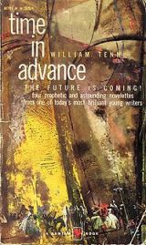 Cover of short story collection Time in Advance by William Tenn