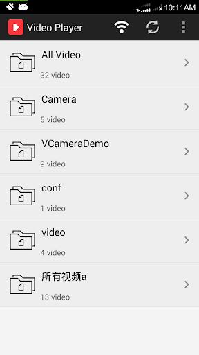 Video Player Perfect 7.0 screenshots 2