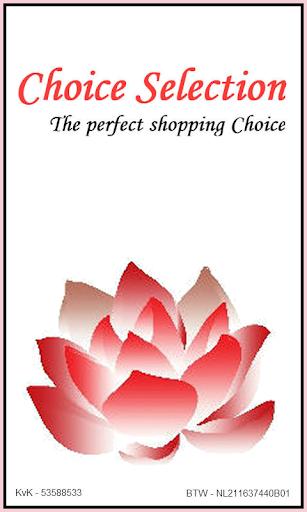 Choice Selection App