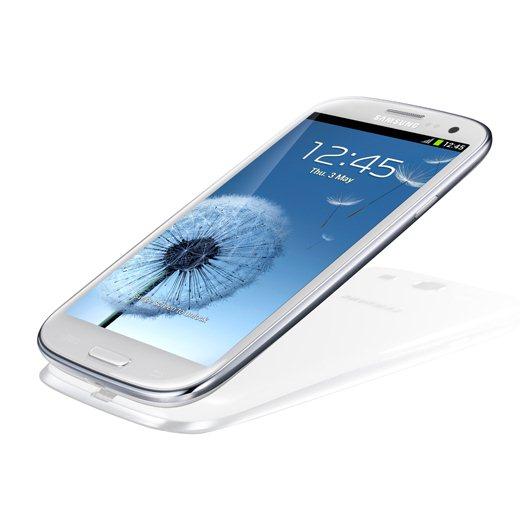 Semi acostado Samsung Galaxy S3