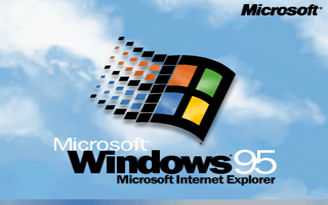 Virtuāls Windows 95