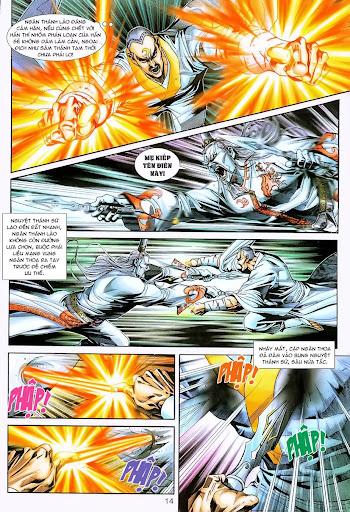 Tân Tác Long Hổ Môn Chap 230 page 14 - Truyentranhaz.net