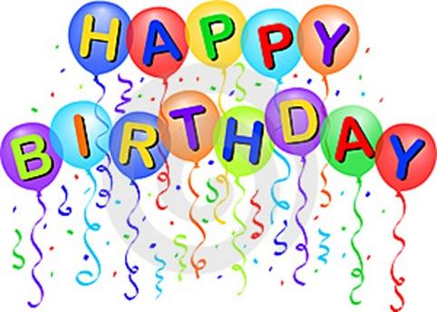 Happy 10th Birthday Tate 1st Balloons