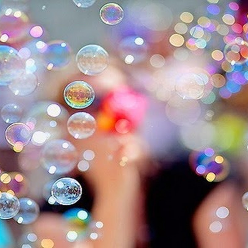 International Blowing Bubbles Day