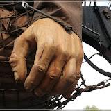 große kräftige Hände
