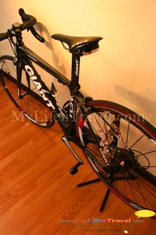 Giant TCR Road Bike 27