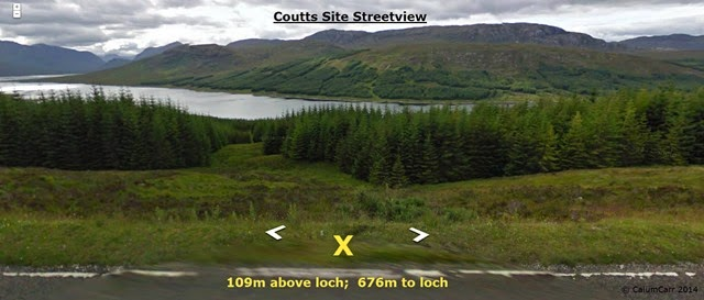 Coutts Streetview to Loch C