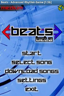 Beats, Advanced Rhythm Game- screenshot thumbnail