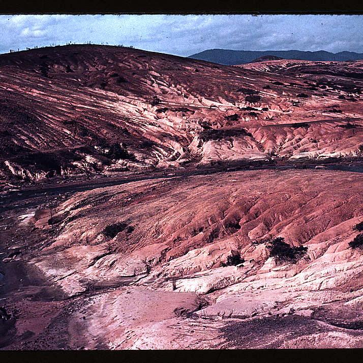 Energie et developpement - exemple d'externalité négative : une mine de cuivre de Ducktown aux Etats-Unis