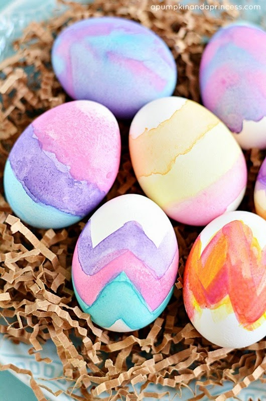 Watercolor-Eggs