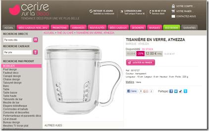 7419acbd7adaf9 http   www.cerisesurladeco.com fr design tisaniere-en-verre -athezza 2980.html
