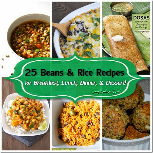 25 beans and rice recipes for breakfast lunch dinner and dessert